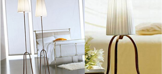 Ciacci торшер Flori и лампа настольная Flori
