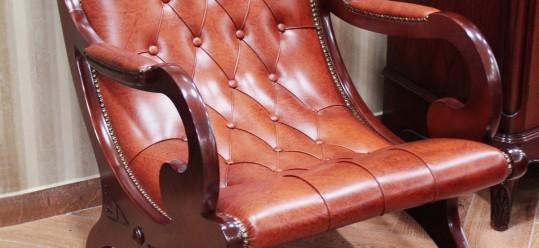 Кресло Morello Gianpaolo mod. Dondolo Fisso