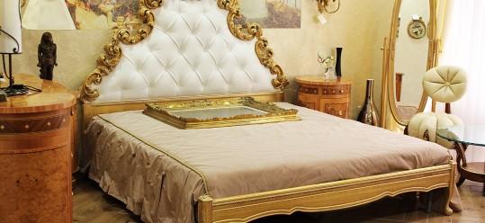 Кровать и аксессуары Florence Art