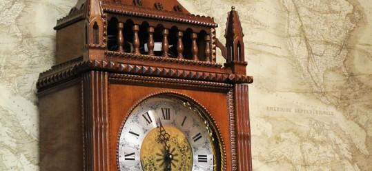 Часы напольные Altobel Antonio mod. Big-Ben