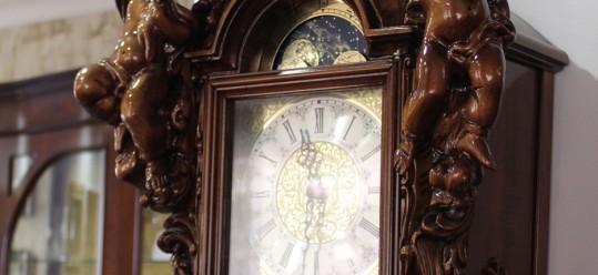 Часы напольные Altobel Antonio mod. Z38